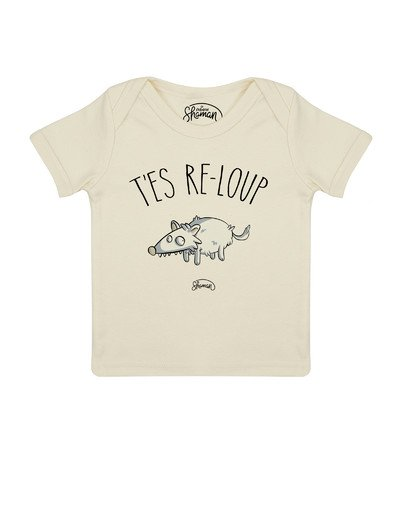 Tee shirt Re-loup