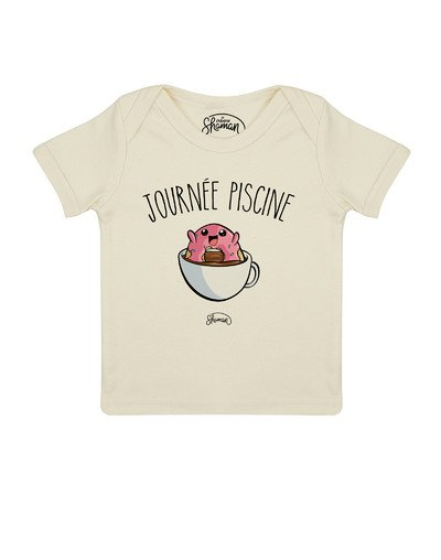 Tee shirt Journée piscine