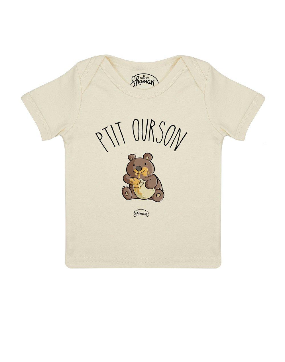 Tee shirt Ptit ourson