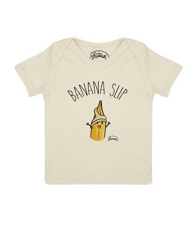 Tee shirt Banana slip