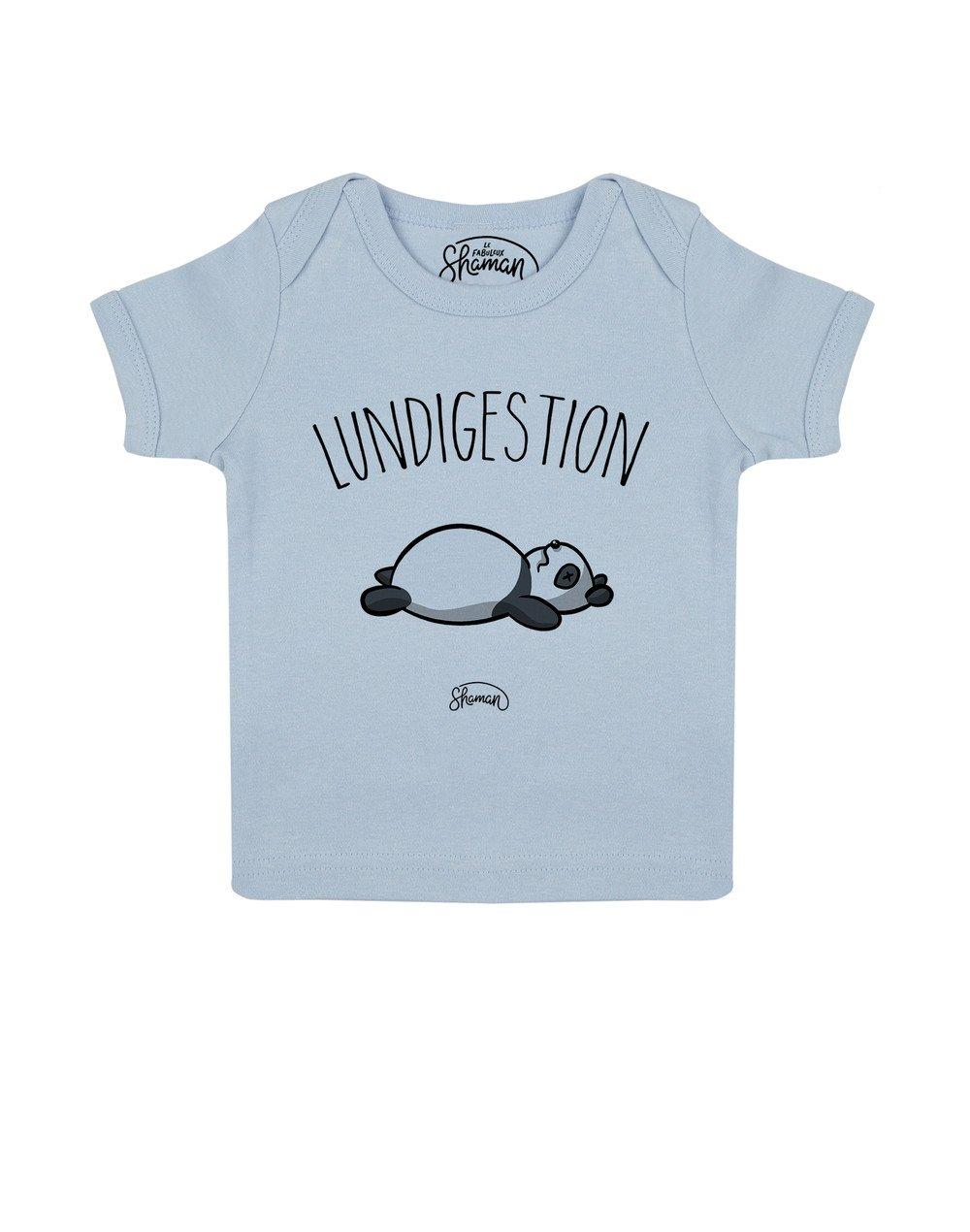 Tee shirt Lundigestion