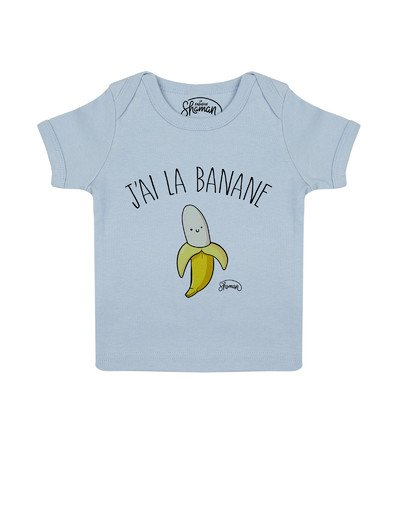 Tee shirt Banane