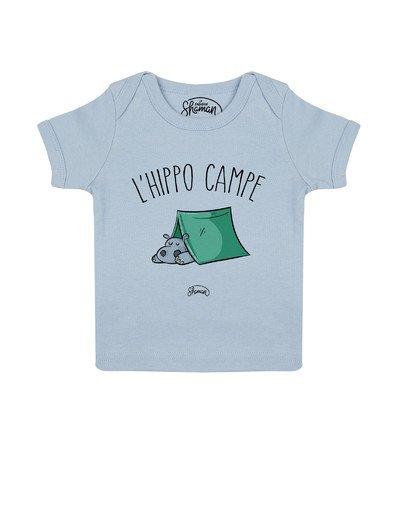 Tee shirt Hippo campe