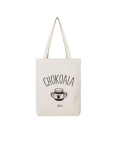 "Tote Bag ""Chokoala"""