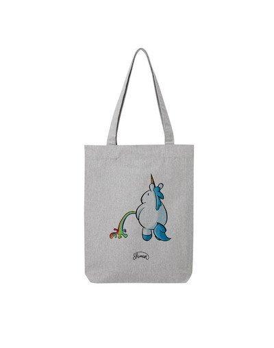 """Tote Bag """"Licorne pipi"""""""