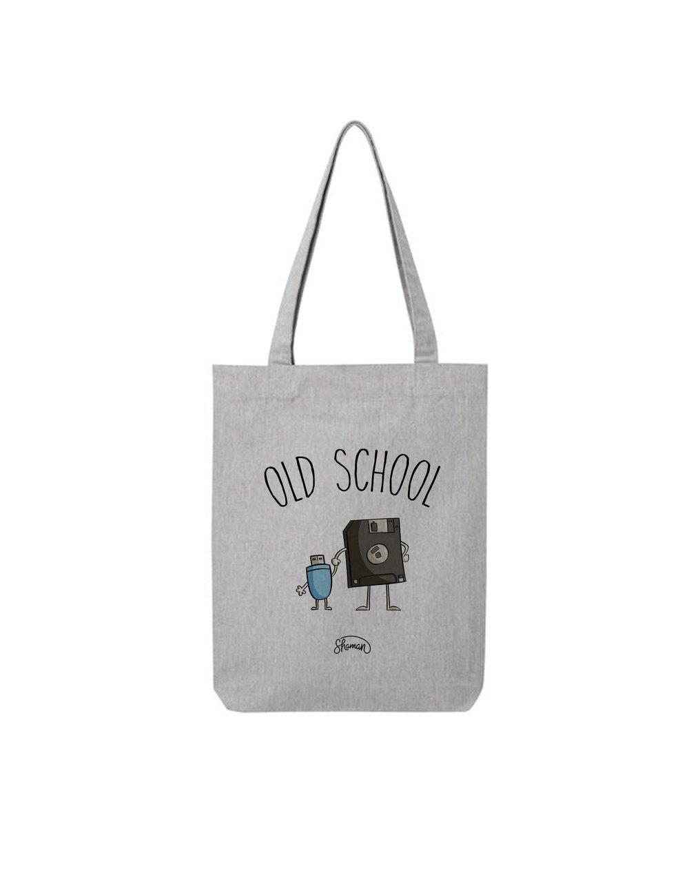 """Tote Bag """"Old school"""""""