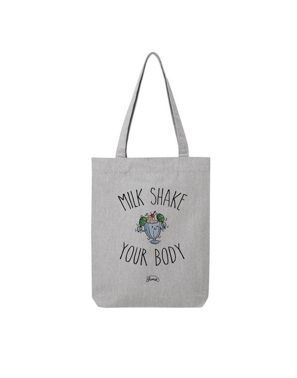 """Tote Bag """"Milk shake"""""""