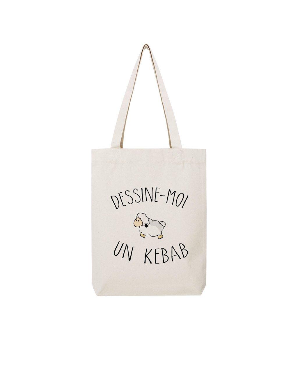 "Tote Bag ""Dessine moi"""
