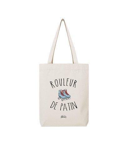 """Tote Bag """"Rouleur de patins"""""""