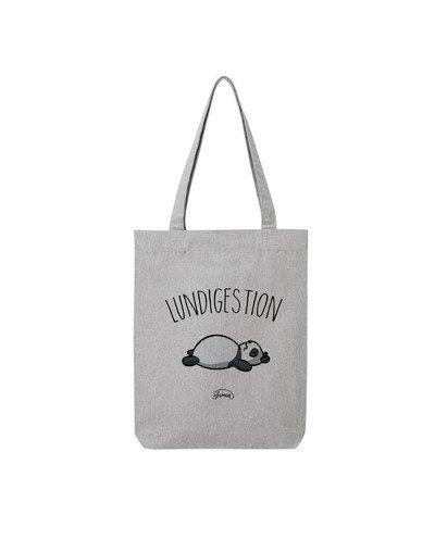 "Tote Bag ""Lundigestion"""