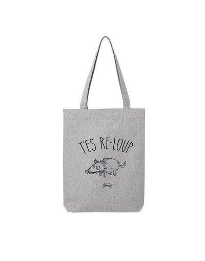 "Tote Bag ""Re-loup"""
