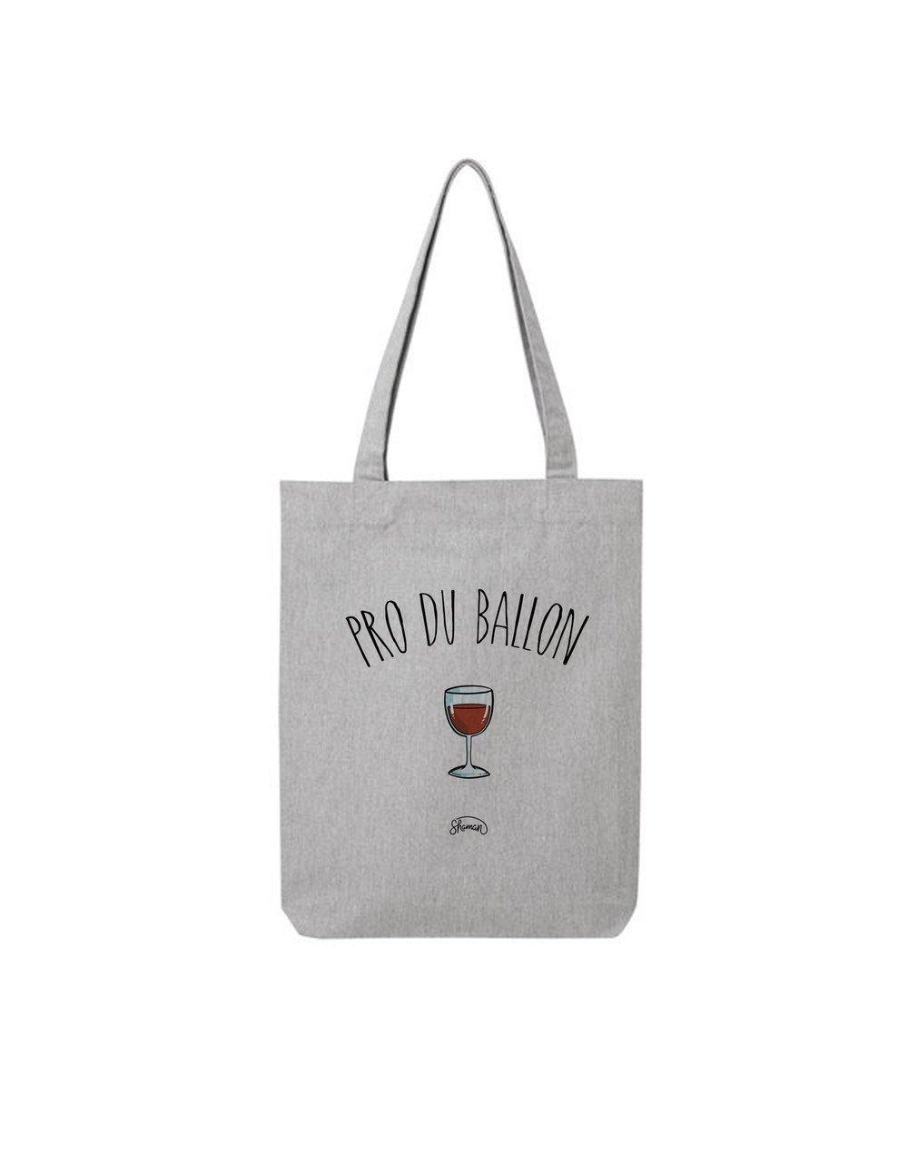 "Tote Bag ""Pro du ballon"""