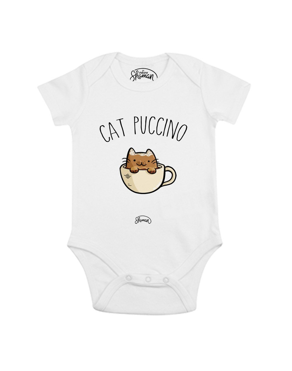 Body Cat puccino