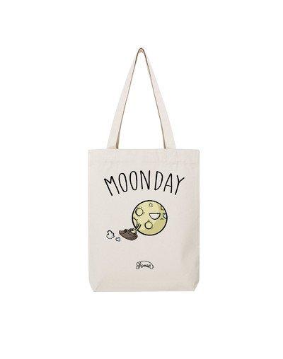 "Tote Bag ""Moonday"""