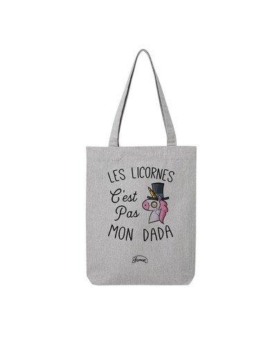 "Tote Bag ""Licorne dada"""