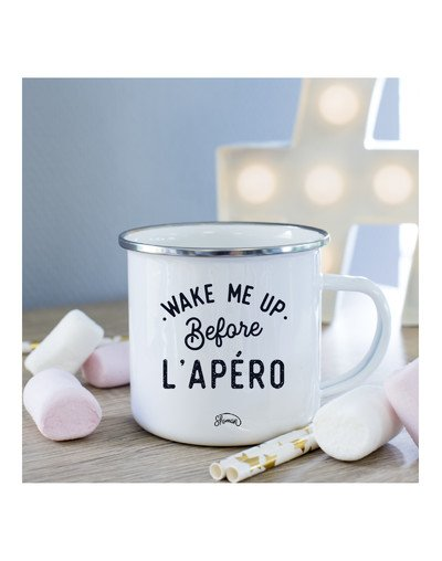Mug Wake me up