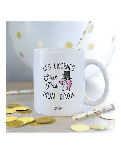 Mug Licorne dada