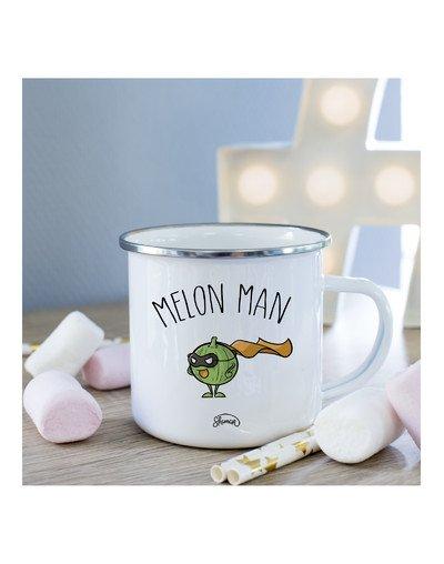 Mug Melon man