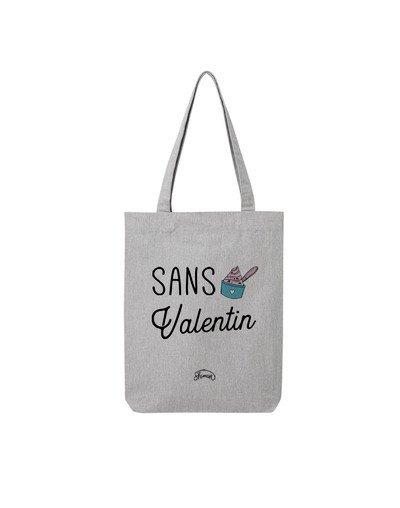 "Tote Bag ""Sans Valentin"""