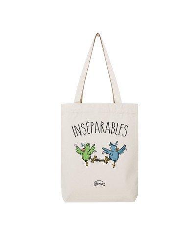 """Tote Bag """"Inséparable"""""""