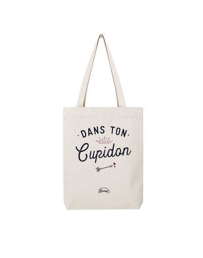 "Tote Bag ""Cupidon"""