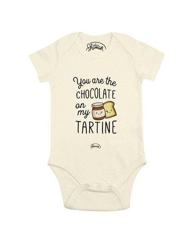 Body Chocolate tartine