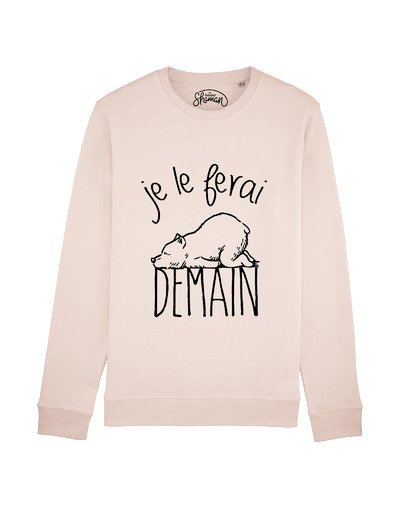 Sweat Demain ours