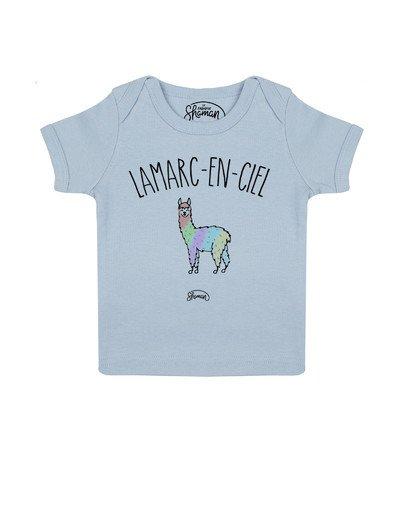 Tee shirt Lamarc en ciel