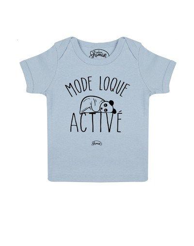 Tee shirt Mode loque