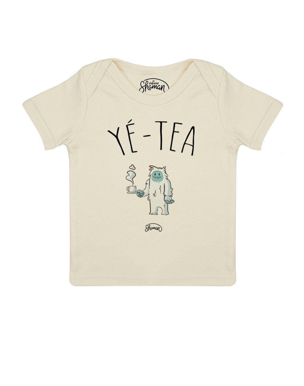 Tee shirt Yé-tea