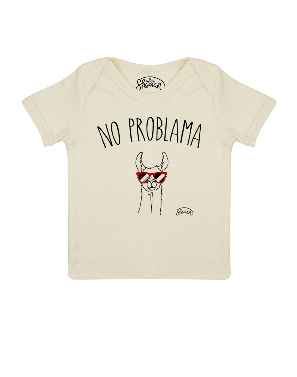 Tee shirt No problama