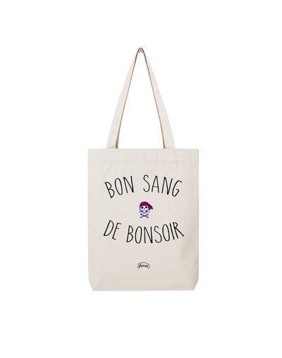 """Tote Bag """"Bon sang"""""""