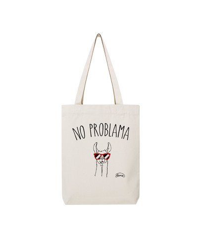 "Tote Bag ""No problama"""