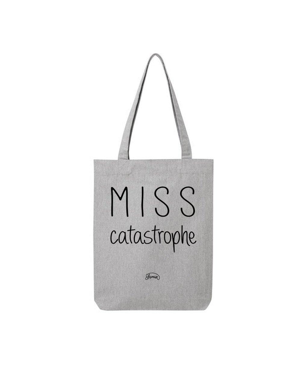 """Tote Bag """"Miss cata"""""""