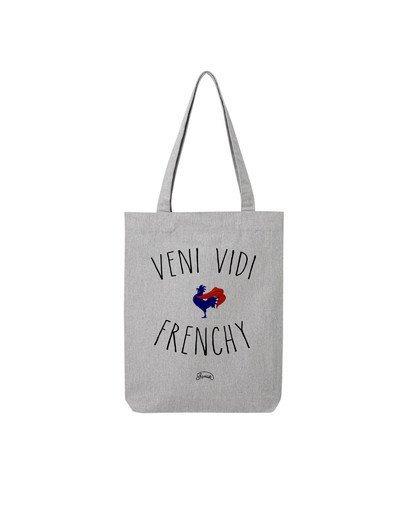 "Tote Bag ""Veni frenchy"""