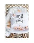 """Coussin """"Bonté divine"""""""