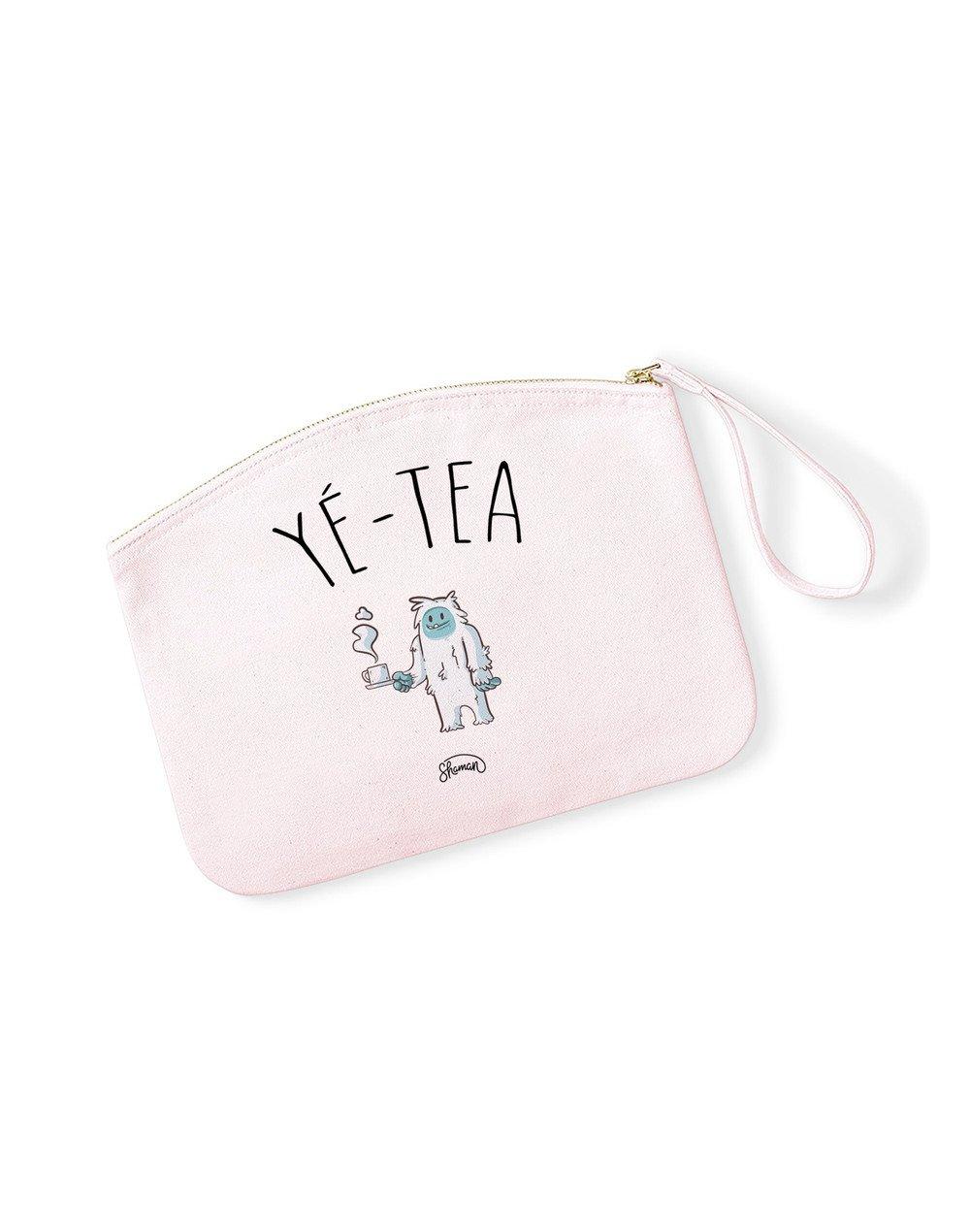 "Pochette ""Yé-tea"""