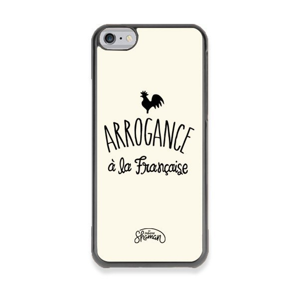 coque iphone 7 arogante