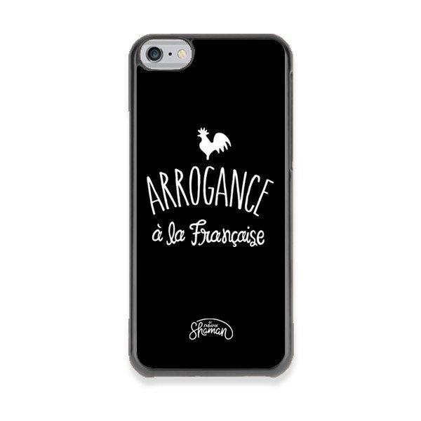 "Coque ""Arrogance fr"""