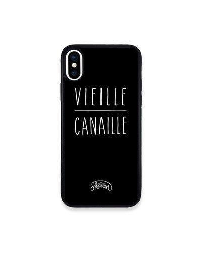 """Coque """"Vielle canaille """""""
