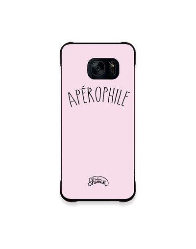 "Coque ""Apérophile"""
