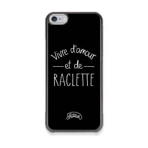 """Coque """"Amour et raclette"""""""