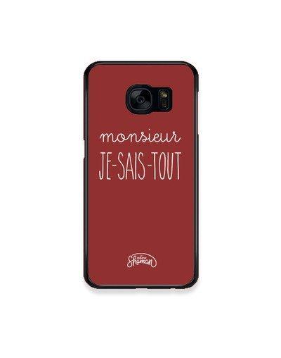 """Coque """"Monsieur JST"""""""