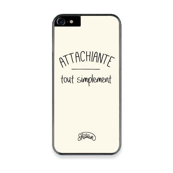 coque iphone 8 attachiante