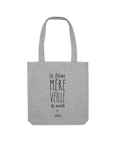 """Tote Bag """"8ème mèreveille"""""""