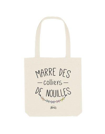 """Tote Bag """"Marre des nouilles"""""""