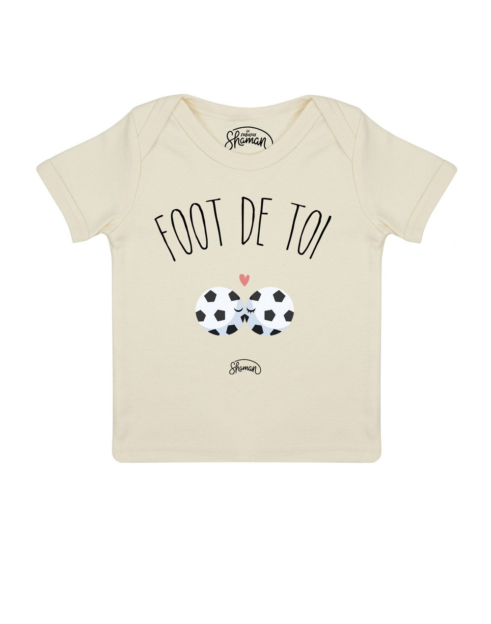 Tee shirt Foot de toi