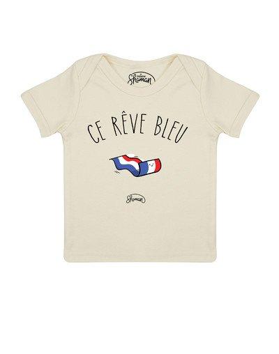 Tee shirt Ce rêve bleu