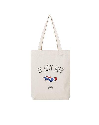 "Tote Bag ""Ce rêve bleu"""