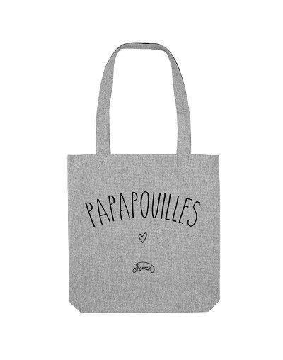 """Tote Bag """"Papapouilles"""""""
